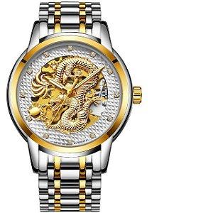 Relógio Lige Automático Original Lg9847