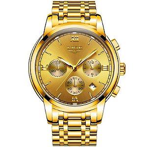 Relógio Lige Masculino Original Lg9817