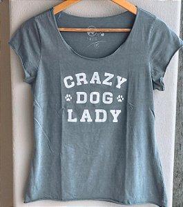 Blusa Crazy Dog Lady