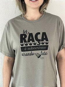 T-shirt Raça