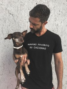 T-shirt Humano Favorito - Collab Voalaika + T-Mutts