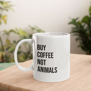 Caneca Buy Coffee