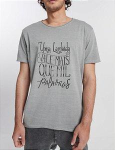 T-shirt Lambida