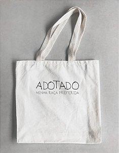 Ecobag Adotado