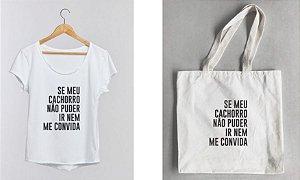 Blusa + Ecobag