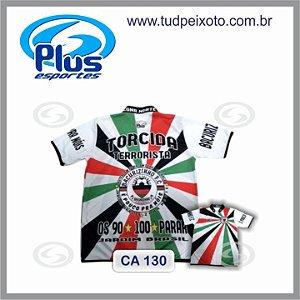 Camisa de Torcida Personalizada