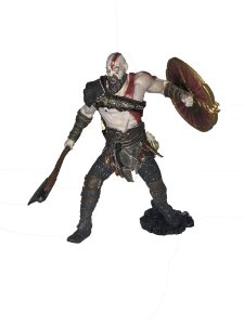 God of War 4 - Kratos