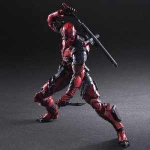 Deadpool: Marvel Variant Play Arts Kai