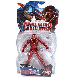 Homem de Ferro - Guerra Civil