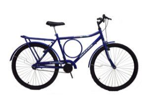 Bicicleta aro 26 Barra Forte - New Bike