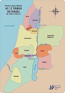 Tribos de Israel  (Quebra–cabeça).