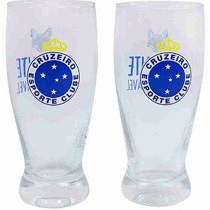 Jg 2 Copos Lager 350ml - Cruzeiro
