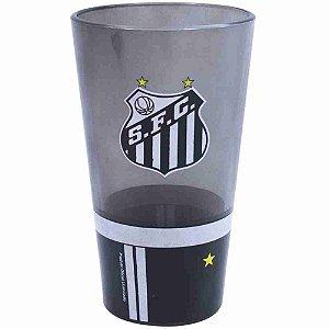 Copo Vidro Grosso 475ml - Santos