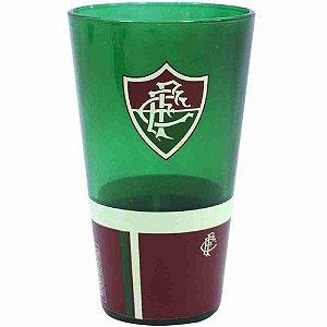 Copo Vidro Grosso 475ml - Fluminense