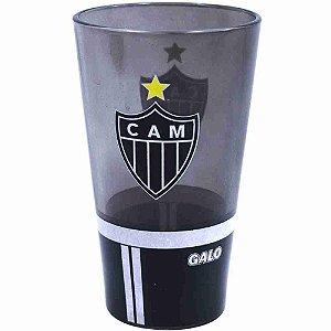 Copo Vidro Grosso 475ml - Atlético Mineiro