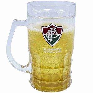 Caneca Cerveja 400ml - Fluminense
