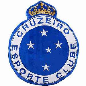 Almofada Brasão (Fibra) - Cruzeiro