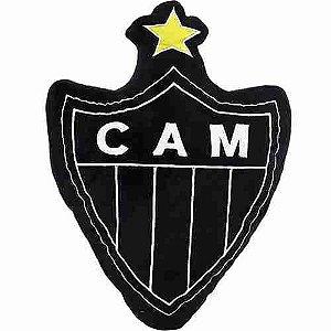 Almofada Brasão (Fibra) - Atlético Mineiro