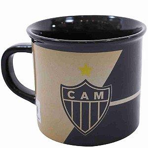 Caneca De Porcelana 400ml - Atlético Mineiro