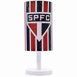 Luminária Abajur - São Paulo SPFC