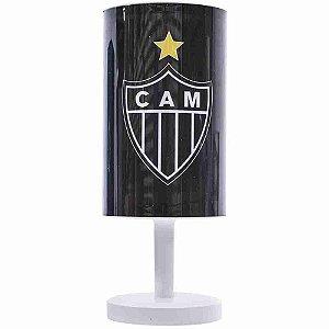 Luminária Abajur - Atlético Mineiro