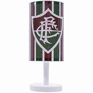 Luminária Abajur - Fluminense
