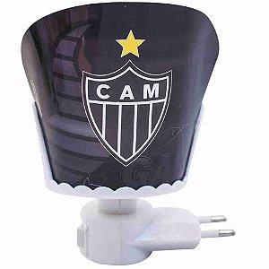 Luminária Brasão - Atlético Mineiro