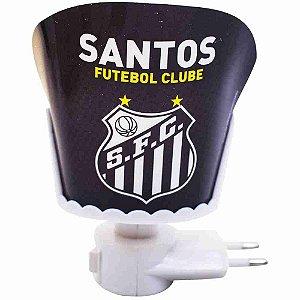 Luminária Brasão - Santos