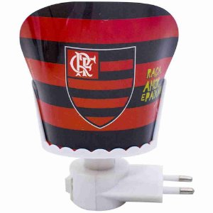 Luminária Brasão - Flamengo