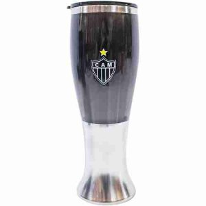 Copo Lager Inox 430ml - Atlético Mineiro