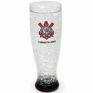 Copo Com Gel Congelante 450ml - Corinthians