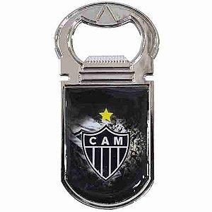 Abridor de Garrafas Magnético - Atlético Mineiro