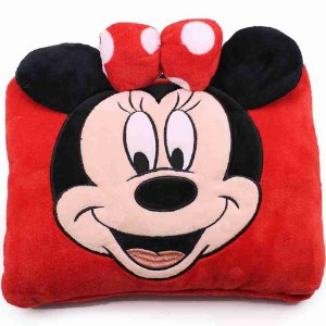 Almofada Multi-Função Minnie (Fibra) - Disney