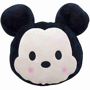 Almofada Rosto Mickey Tsum Tsum (Fibra) - Disney
