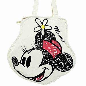 Bolsa Rosto Minnie - Disney