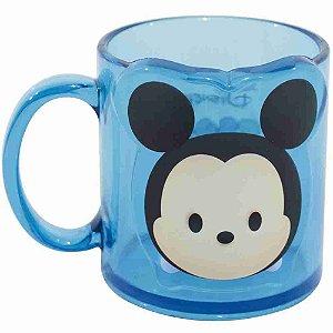 Caneca Azul Mickey Tsum Tsum 250ml - Disney