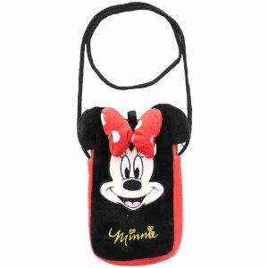 Bolsa Porta Celular Minnie - Disney