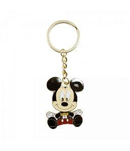 Chaveiro Mickey Rosto E Corpo Giram - Disney