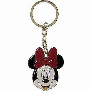 Chaveiro Rosto Minnie - Disney