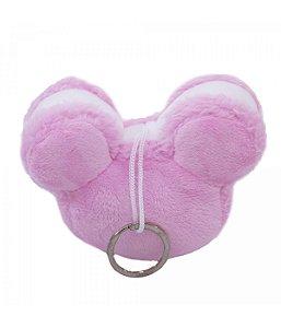 Chaveiro Pelúcia Minnie 8cm - Disney