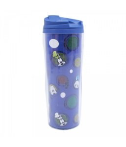 Copo Azul Térmico Mickey 450ml - Disney