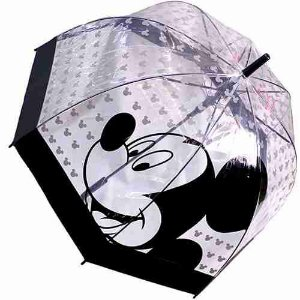 Guarda Chuva Transparente Mickey - Disney
