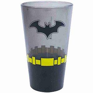 Copo Vidro Batman 450ml - Liga Da Justiça