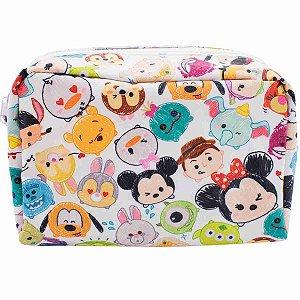 Necessaire Mickey & Minnie Tsum tsum - Disney