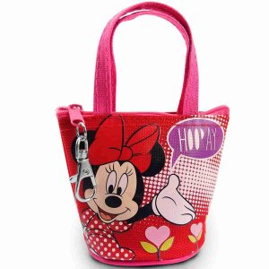 Chaveiro Porta Moeda Minnie - Disney