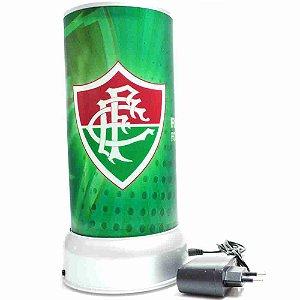Luminária Giratória 3D - Fluminense