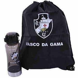 Garrafa 650ml Mochila Tipo Saco - Vasco