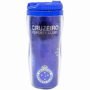 Copo Com Tampa 350ml - Cruzeiro