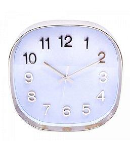 Relógio Parede Bronze 30x30cm