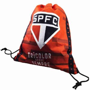 Mochila Tipo Saco - São Paulo SPFC